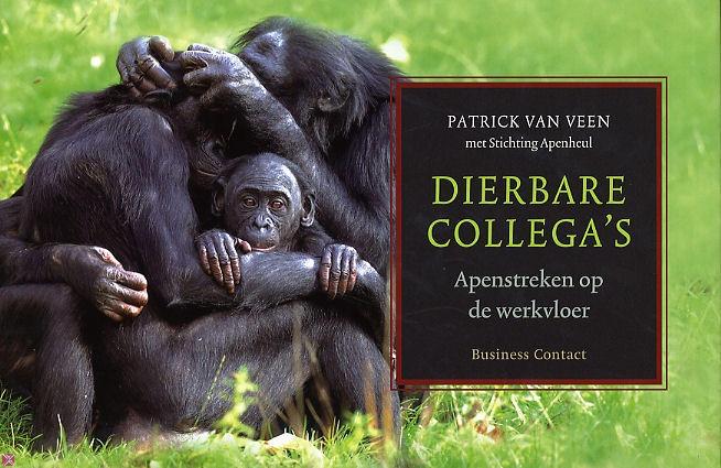 Dit boek van Business Contact beschrijft heel mooi en grappig de relaties tussen mensen op de werkvloer. Het gaat over macht en imponeren, over groepsdruk en samenwerking, communicatie, rivaliteit,... Enorm herkenbaar allemaal!