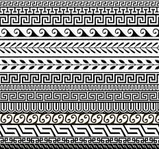 8 best images about Greek & Roman Patterns on Pinterest | Pattern ...