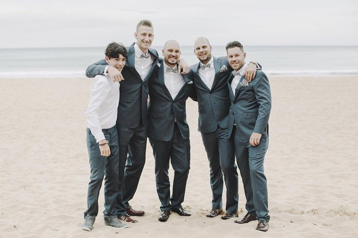 Deck out your groomsmen in custom Krew #menwithstyle #dapper #customkrew