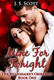 Mine for Tonight (Book 1) Billionaire's Obsession #free #download