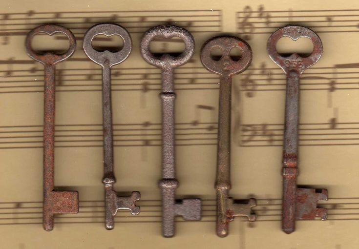 #keys #chiavi #serratura