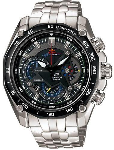 5fd89358bbd Relógio Casio EF-550 Red Bull - Dali Relógios
