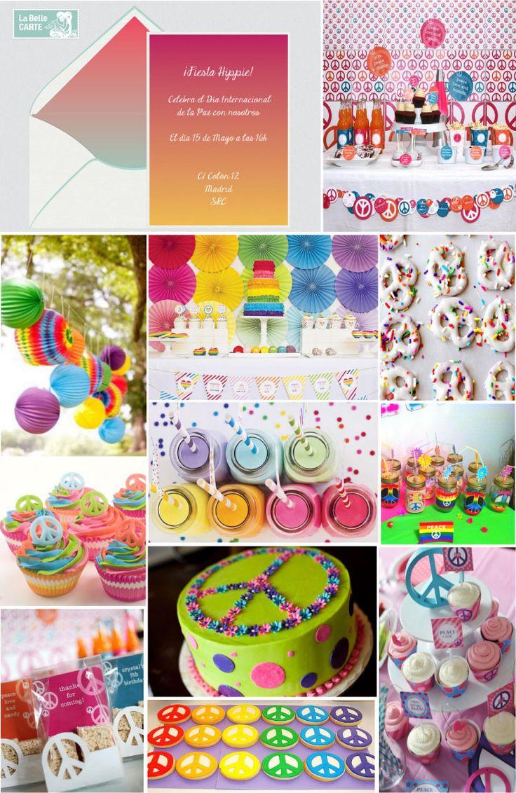 Invitaciones de cumplea os e ideas para celebrar una - Ideas fiesta cumpleanos ...
