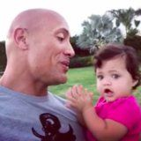 awesome Prepare to Melt Like a Candle Over Dwayne Johnson's Sweet Birthday Message to His Daughter
