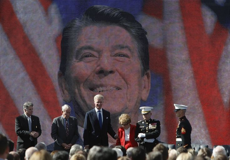Ronald Reagan After Presidency | Ronald Reagan Quotes On Anniversary Of His Death: Remembering The ...