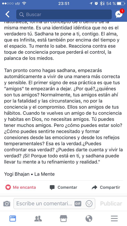 Yogi Bhajan • La Mente 2/2