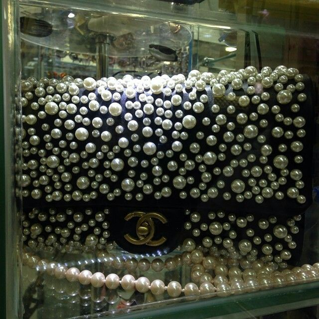 Bolsa De Perola Chanel : Best images about r?plicas de bolsas chanel on