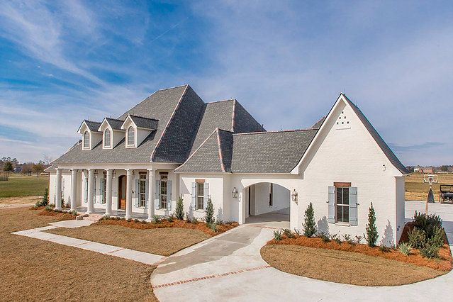 Madden Home Design Acadian House Plans French Country House Plans Southern House Plans French Country House Country House Plans