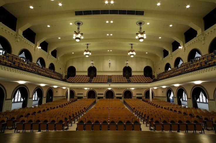 Hitotsubashi University, Kanematsu Auditoriuml|一橋大学 兼松講堂