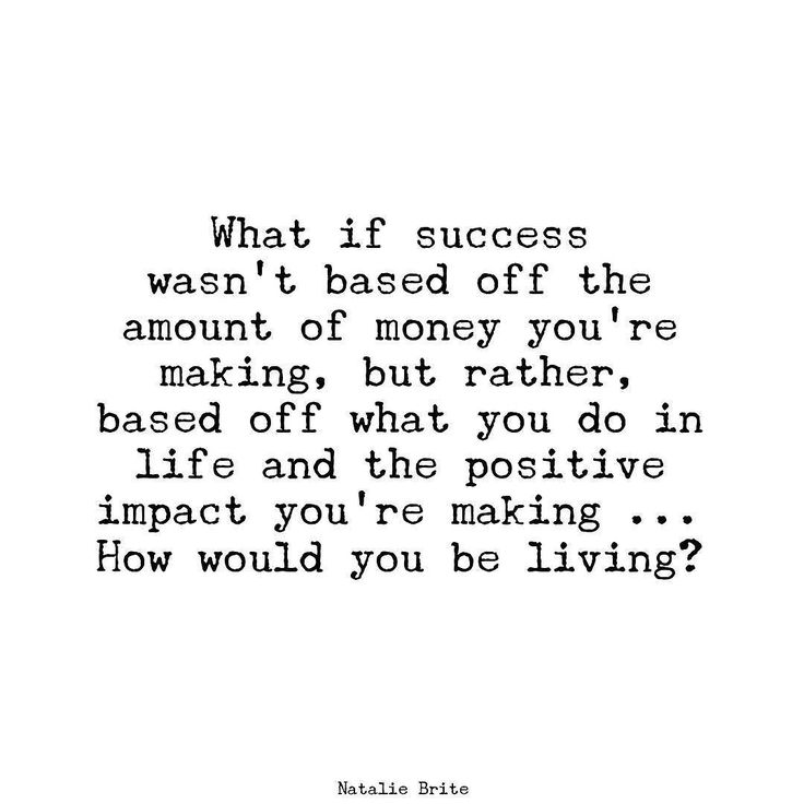 """Some Happy Monday Mindset thoughts from me to you. How often do we go after careers and chase jobs or dreams for the sake of """"how much ill make"""" ... and constantly get stuck in the trap of thinking our success is defined by dollar signs or other people?! With the new week here and many of us going back to another full 7 days of the work grind... I challenge you to change your perspective on what success means to you. This is a topic we have been teaching the Soul Mapping course students on…"""