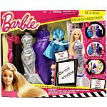 "Barbie Be a Real Fashion Designer Play Set -  Tara Toys - Toys""R""Us"
