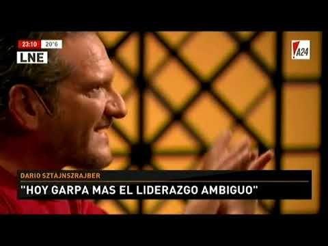 Luis Novaresio Entrevista - Darío Sztajnszrajber