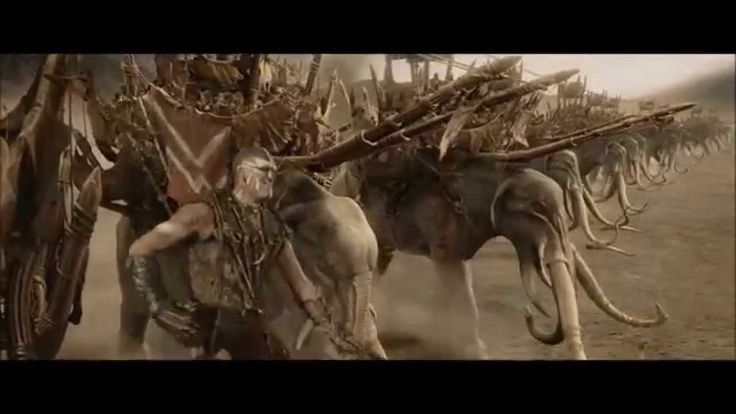 LOTR The Return of the King - Extended Edition - The Battle of the Pelen...