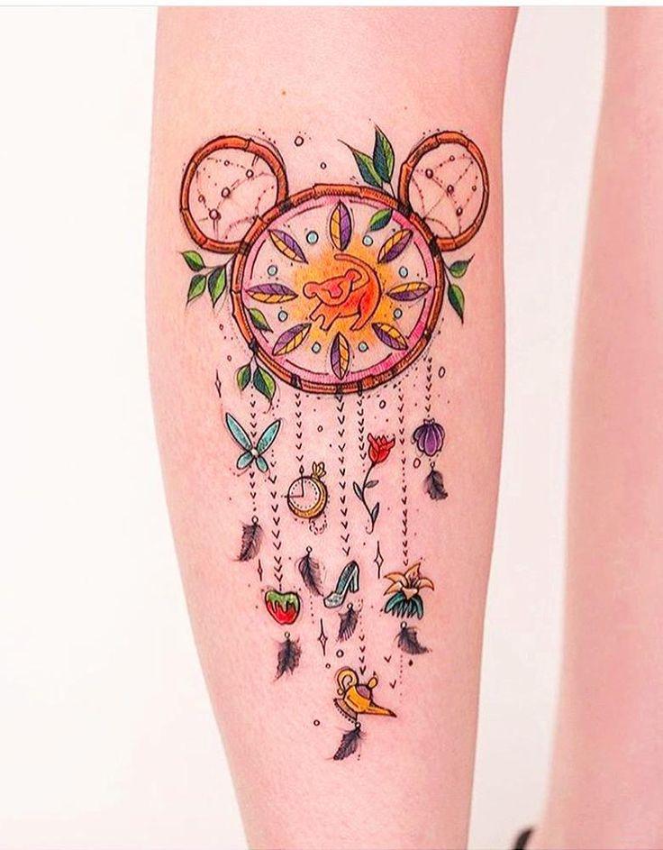 65 wunderschöne Aquarell Tattoo-Ideen für Frauen