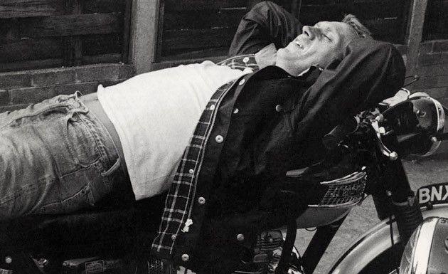 La fabuleuse histoire de la veste Barbour international.