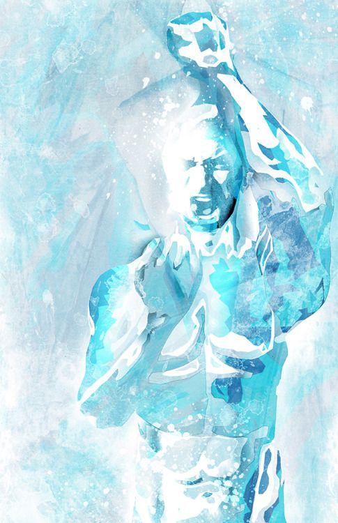 Iceman - Sean Anderson