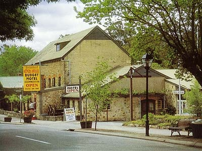 The Hahndorf Mill, South Australia
