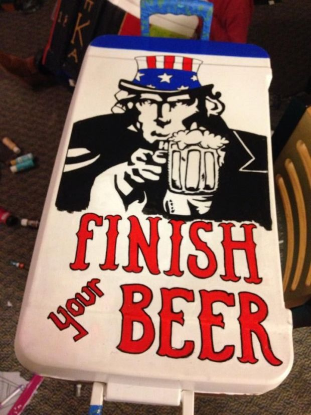 How to Make the Perfect Fraternity Formal Cooler in 5 Steps | Her Campus