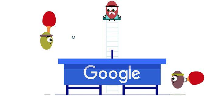 2016 Google Doodle Fruit Games - Day 16                              …