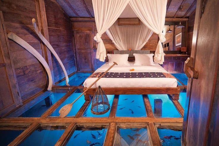 Chambre Aquarium!!!!