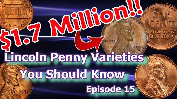 Lincoln Penny Varieties You Should Know Ep. 15 - 1951, 1964, 1943