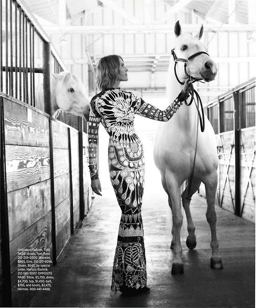 """""""Wild at Heart"""" (+) Harper's Bazaar, October 2013photographer: Alexi Lubomirski Gabriela Perezutti"""