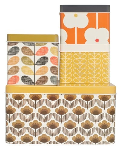 Love Orla Kiely - love the colors and the shapes.