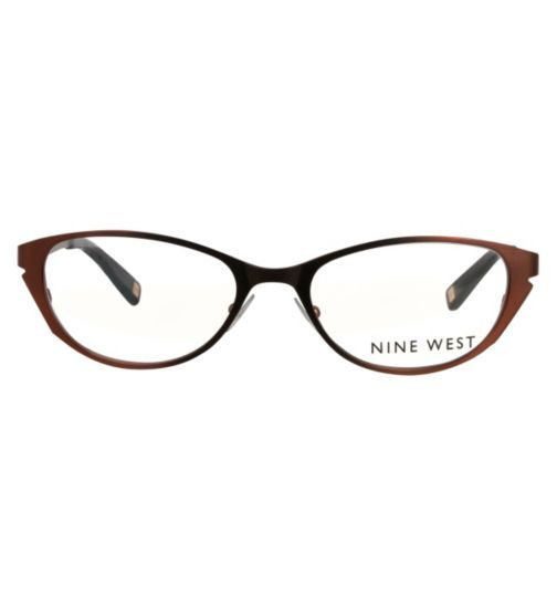 nine west womens brown town country eyecare novi michigan wwwtceyecare
