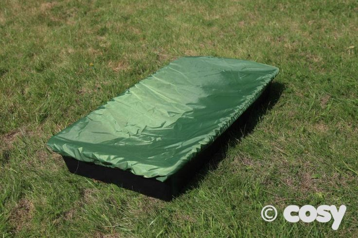WATERPROOF ELASTICATED TRAY COVER - Sand & Water - Early Years - Cosy Direct