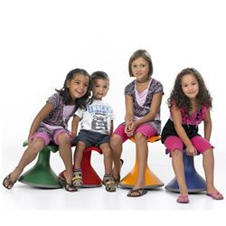 """18"""" Hokki Stool  SO CUTE!  These are wonderful for the kiddos to sit in their own area and finish their work!  #PinIt2WinIt"""