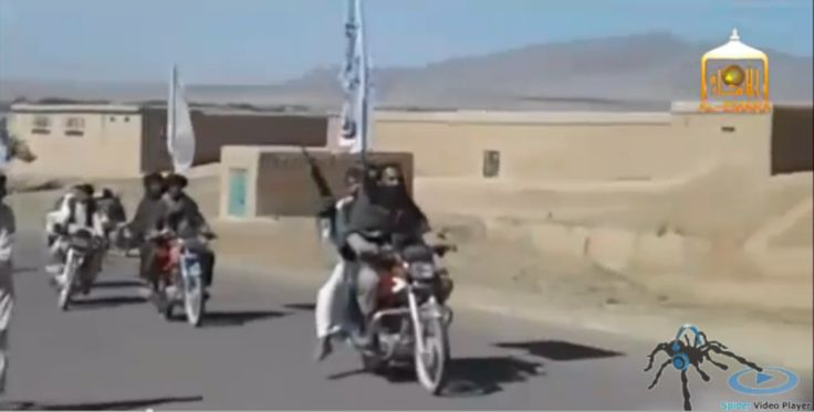 """The Afghan Taliban paraded its forces in broad daylight without fear of retribution after overrunning the district center of Waghaz in the southeastern Afghanistan province of Ghazni last month. The Taliban detailed its exploits in Ghazni in a video, entitled """"Conquest of Waghaz,"""" that was released today on its official propaganda website, Voice of Jihad. """"Waghaz district of Ghazni province is among the regions which has been completely liberated from enemy presence with the co..."""