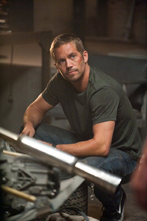 Paul Walker in Fast Five (2011)