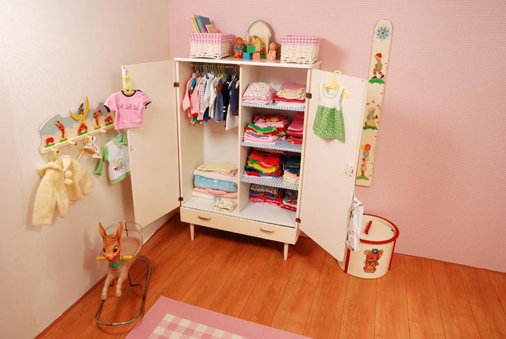 Vintage baby wardrobe