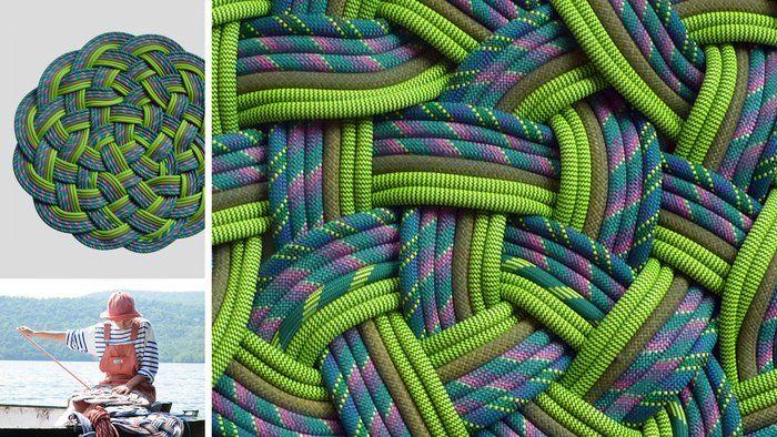 Sailing Rope Mat