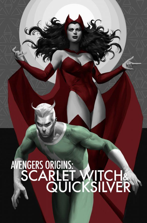 SCARLET WITCH & QUICKSILVER: X Men, Marvel Comic, Witches, Avengers Origins, Quicksilver, Comic Book, Scarlet Witch, Superhero