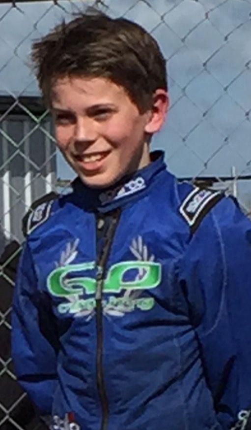 Sports Awards 2015 - Junior Sportsperson of the Year: William Frazer (Kartsport)