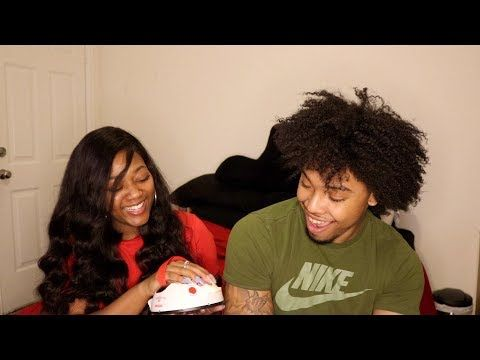 COUPLES LIE DETECTOR TEST!!!!   NYOKA DOESN'T WANT TO BE WITH ME ANYMORE!!!! - YouTube