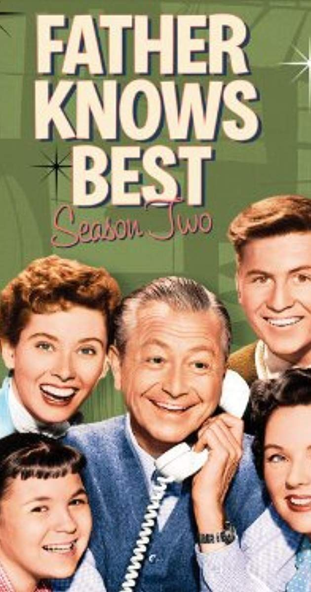Father Knows Best New Girl At School Tv Episode 1955 Full Cast Crew Imdb Father Knows Best Tv Episodes School Tv