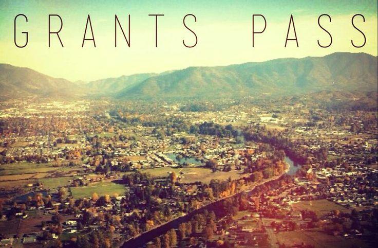 Grants Pass, Oregon. My hometown :))
