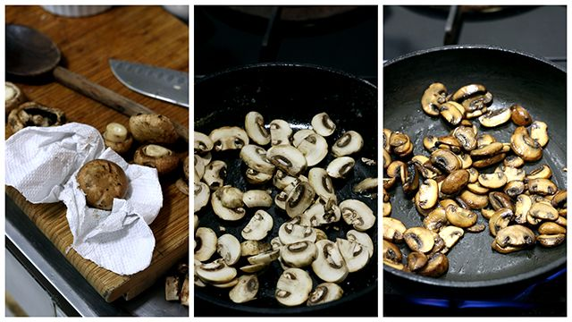 Receita: Nhoque de Abóbora com Cogumelos Salteados e Manteiga de Sálvia - Sem Medida Espaço Gastronômico
