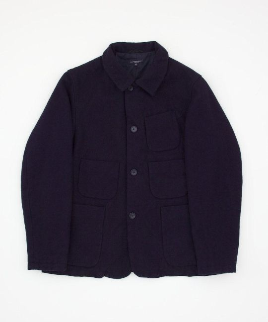 Wool Work Coat