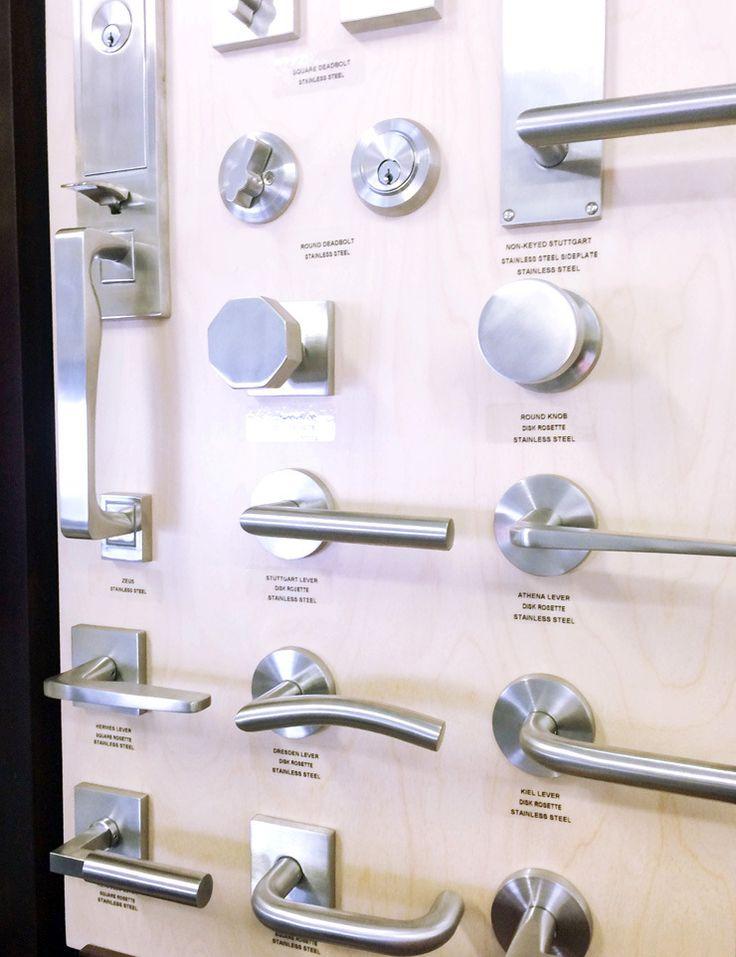 11 Modern Door Levers | COCOCOZY