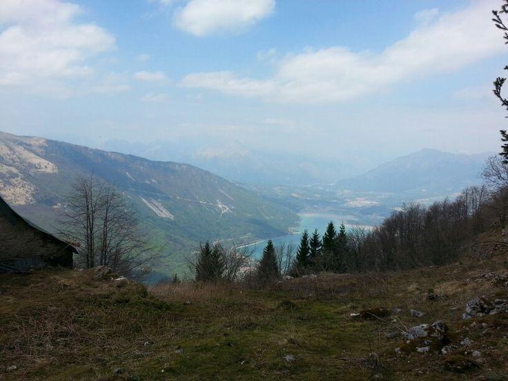 23/04/2015 ~ Gita in Cansiglio | Escursione tra i boschi | Lago di Santa Croce