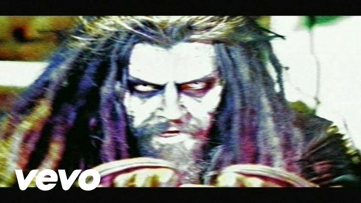 Rob Zombie - Dragula  Yesterday was 51 anniversary of Rob Zombie,soooo.....Happy Birthday Mr. Zombie!!   ;)