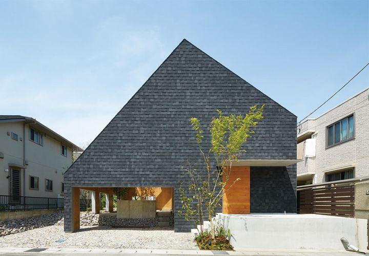 安城の家|竣工作品 A-COLLECTION/建築家ネットワーク-ASJ-アーキテクツ・スタジオ・ジャパン株式会社