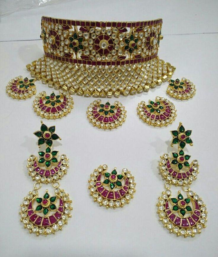 186 best Royal rajputi jewellery images on Pinterest   Rajputi ...