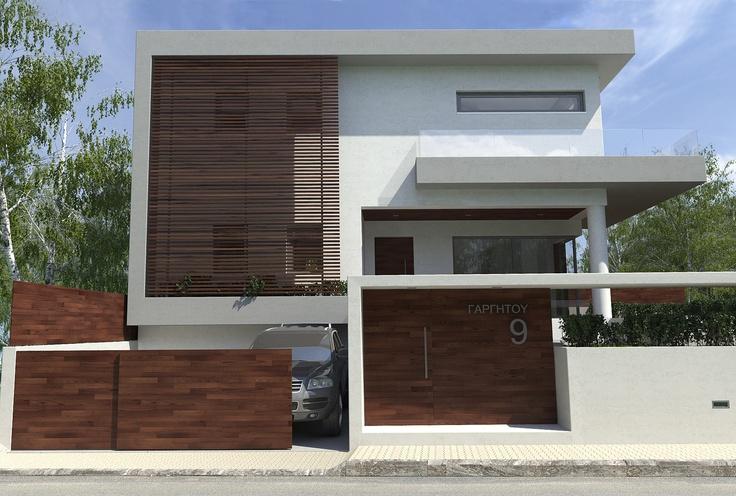 lkmk architects   Gerakas residence