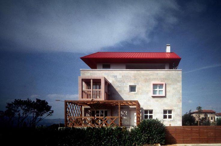 Casa Cei, Empoli, Italia: Ettore Sottsass, Marco Zanini, Mike Ryan, 1991