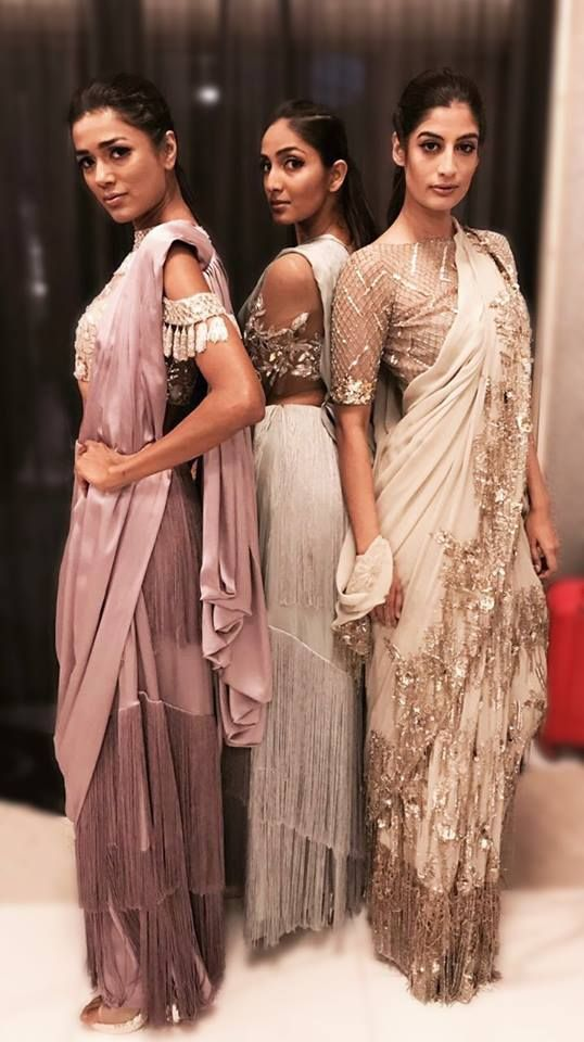 By Manish Malhotra. Bridelan - Personal shopper & style consultants for Indian/NRI weddings, website www.bridelan.com #Bridelan #WeddingWear #Womenswear #IndianDesigner #Menswear #ManishMalhotra #Mijwan #Summer2017