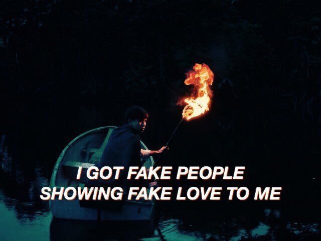 Love Is Fake Quotes: 25+ Best Fake Love Quotes On Pinterest